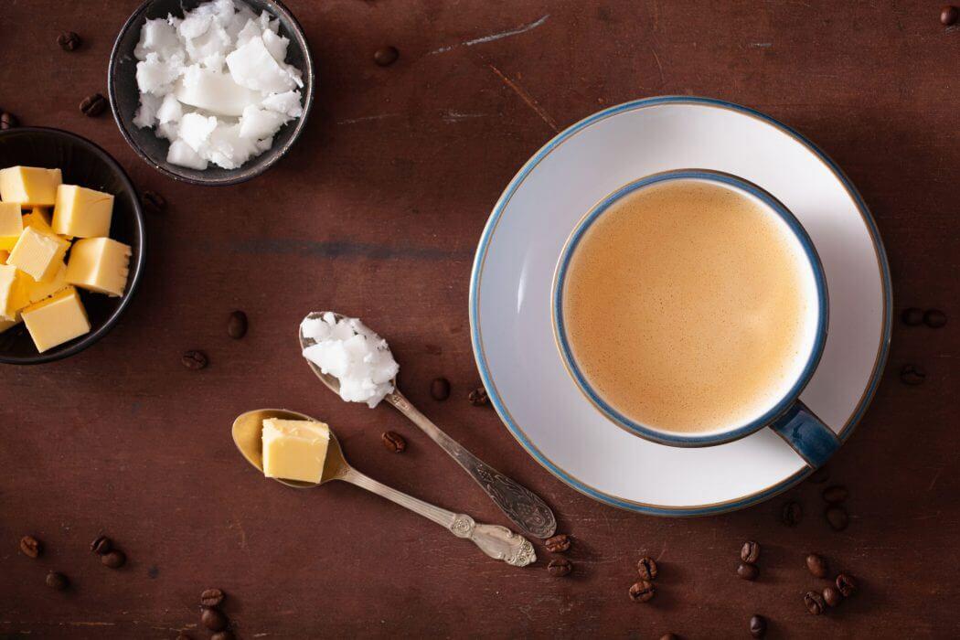 bulletproof coffee 防彈咖啡